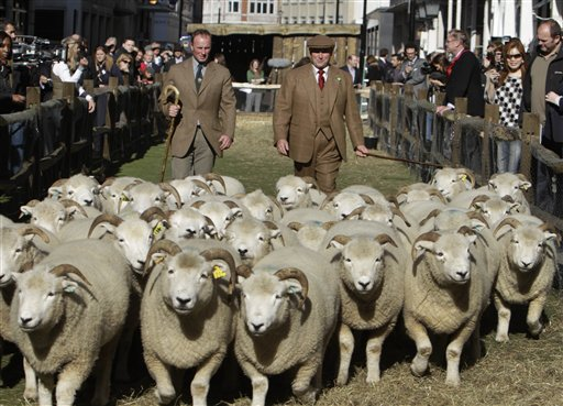Britain Savile Row